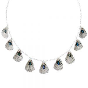 Petal Necklaces